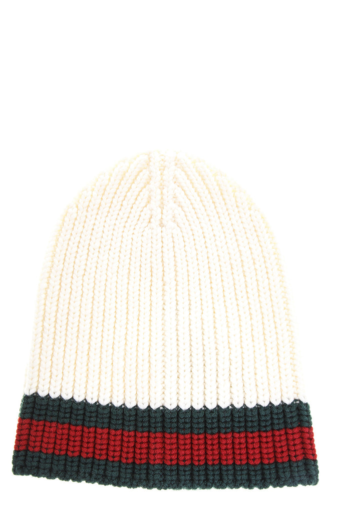 Gucci Cable Knit Beanie Hat – Cettire 25aa938476b