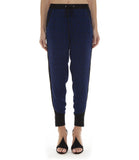 3.1 Phillip Lim Damask Tapered Jogger Pants