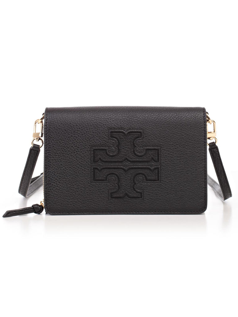 Tory Burch 'Harper Flat Wallet' Crossbody Bag