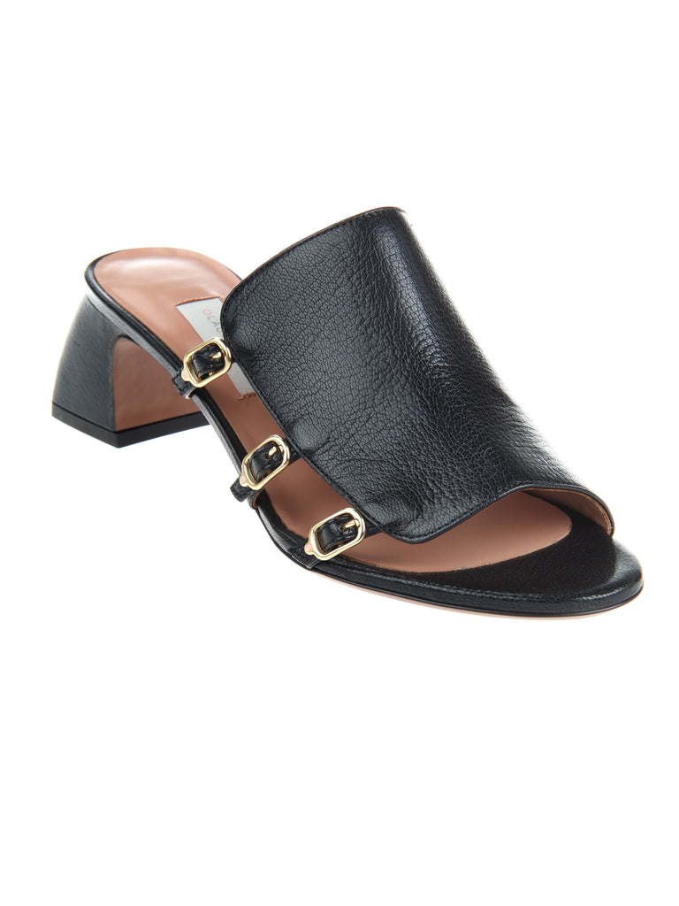 L Autre Chose Side buckle mules aDk2e
