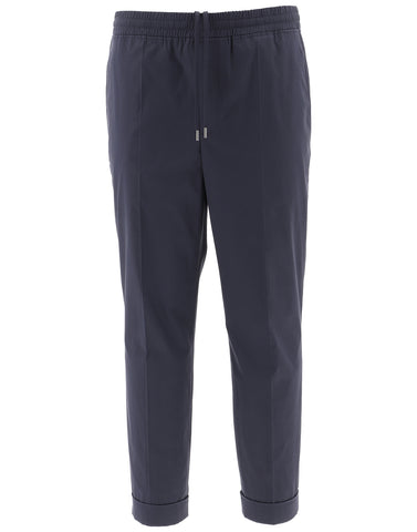 Neil Barrett Elasticated Drawstring Trousers