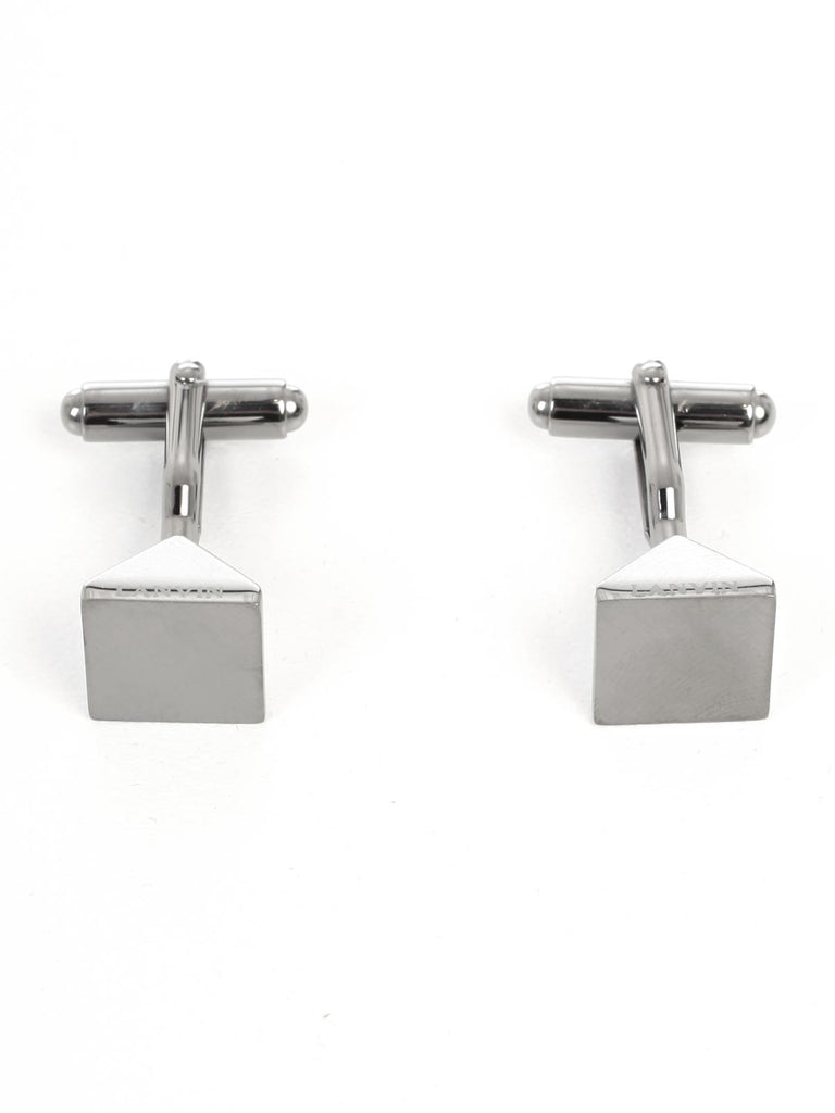 Lanvin Square Iron Cufflinks