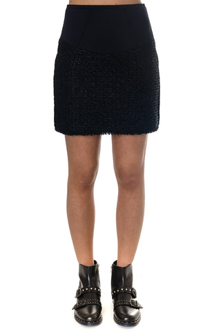 Alexander Wang Two Tone Mini Skirt