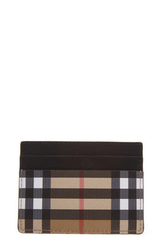 Burberry Checked Cardholder
