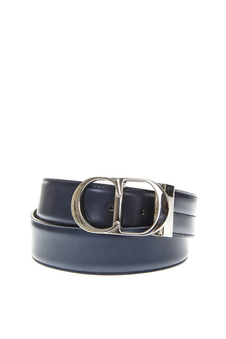 Dior Homme Buckle Logo Belt