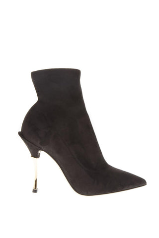 Dolce & Gabbana Pointed Ankle Boots