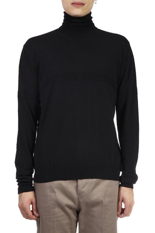 Golden Goose Deluxe Brand Logo Turtleneck