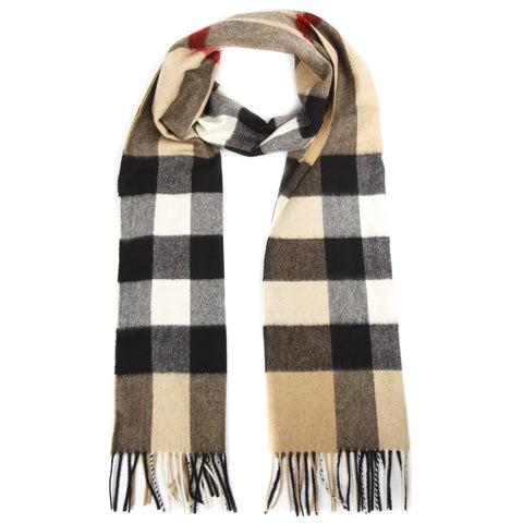 Burberry Icon Checked Scarf