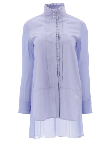 Chloé Split Detail Shirt
