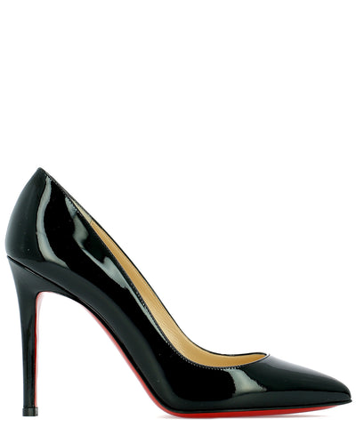 Christian Louboutin Pigalle 100 Patent Pumps