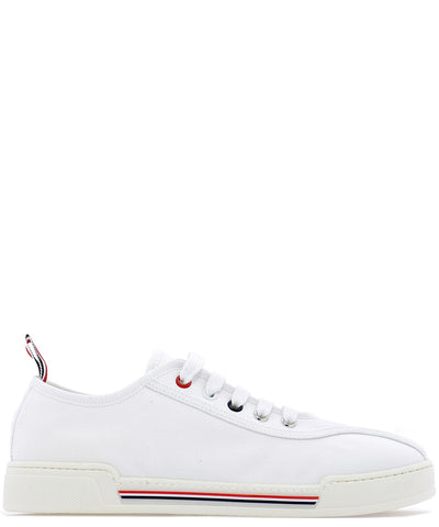 Thom Browne 4-Bar Paper Label Sneakers