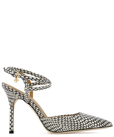 Tory Burch Penelope Ankle Strap Pumps