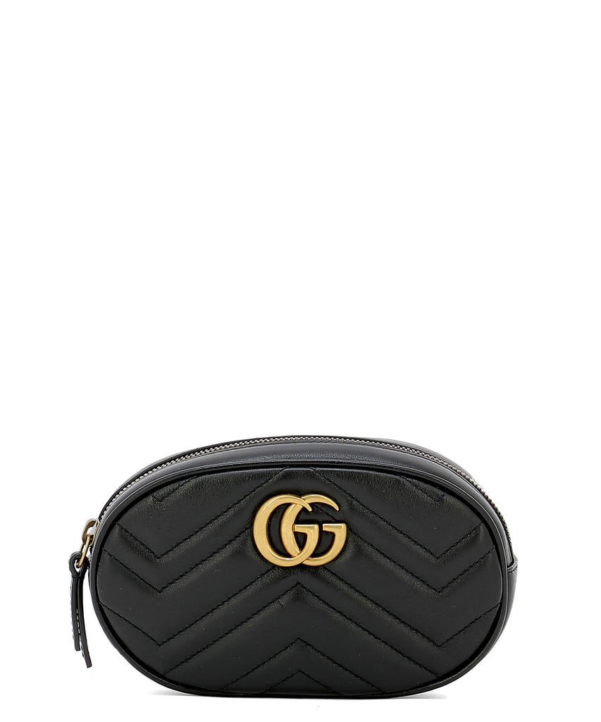f0a2dcd8e3a4 Gucci GG Marmont Quilted Belt Bag – Cettire