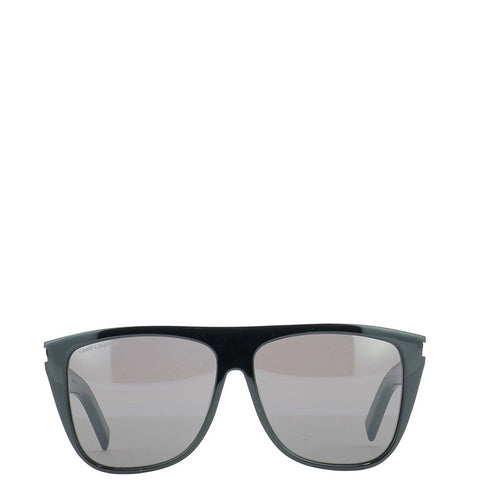 Saint Laurent Eyewear Studded Oversized Sunglasses