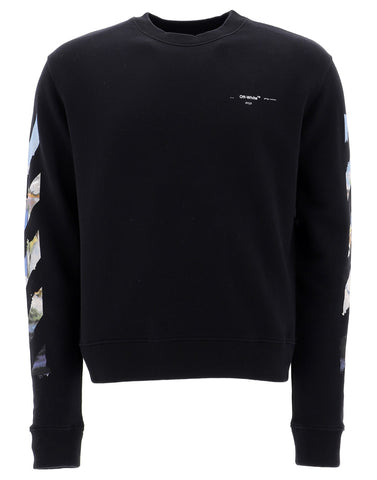 Off-White Diag Coloured Arrows Sweatshirt