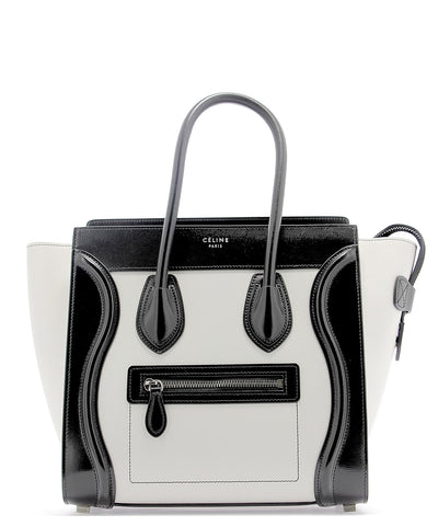 Céline Micro Luggage Tote Bag