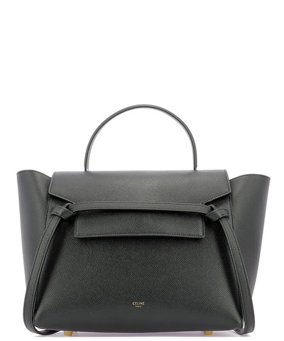 Céline Grained Calfskin Mini Belt Bag