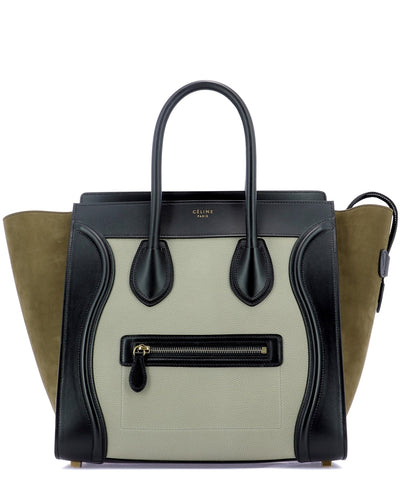 Céline Mini Luggage Tote Bag