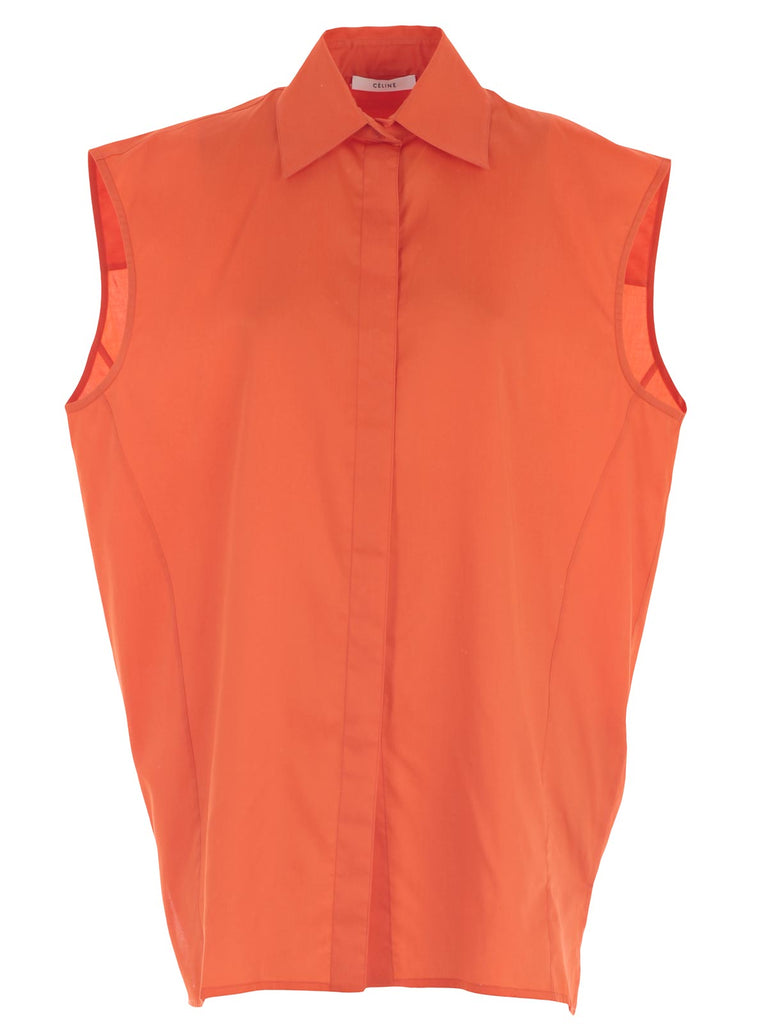 Céline Sleeveless Blouse