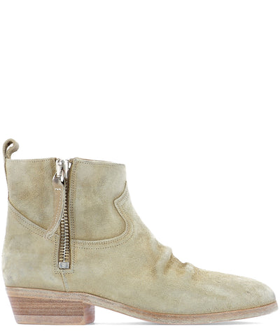 Golden Goose Deluxe Brand Zipped Ankle Boots
