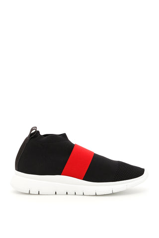 Joshua Sanders Slip-On Sock Sneakers