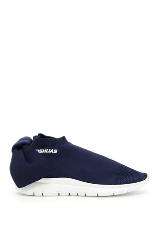 Joshua Sanders Bow Sock Sneakers