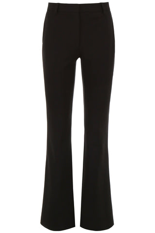 Salvatore Ferragamo Flared Trousers