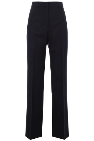 Salvatore Ferragamo Tailored Wide-Leh Trousers