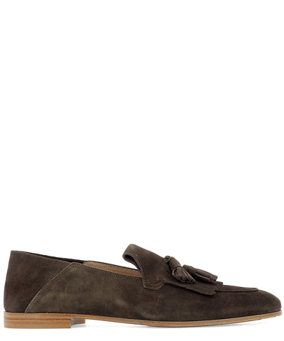Salvatore Ferragamo Tassel Loafers