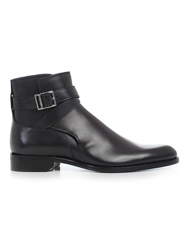 Dior Homme Buckle Ankle Boots
