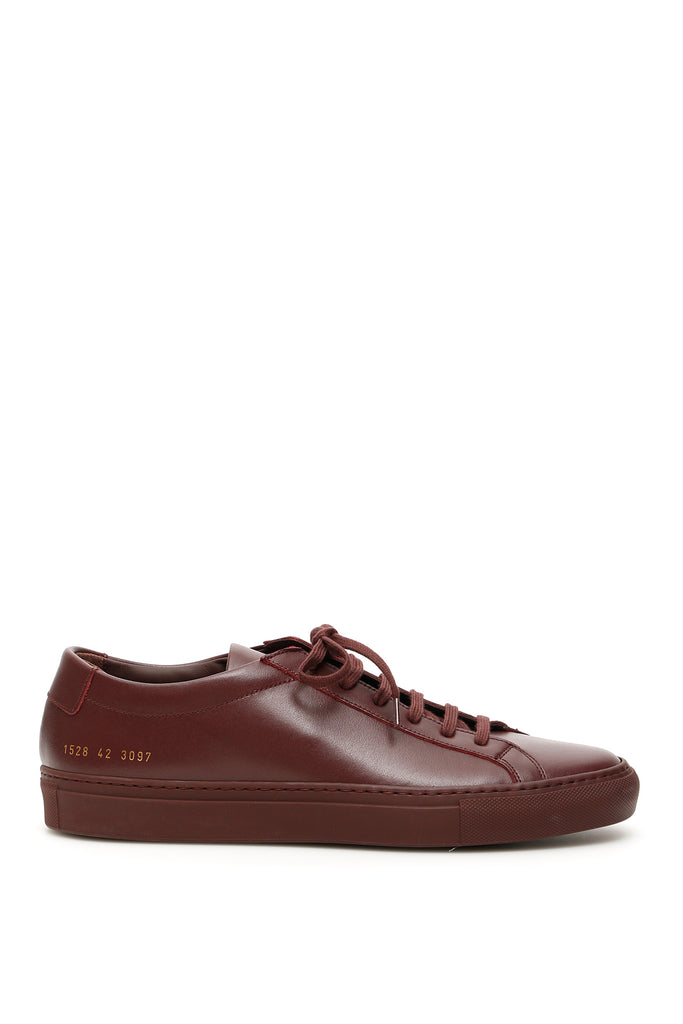 Common Projects Shoes COMMON PROJECTS ACHILLES LOW