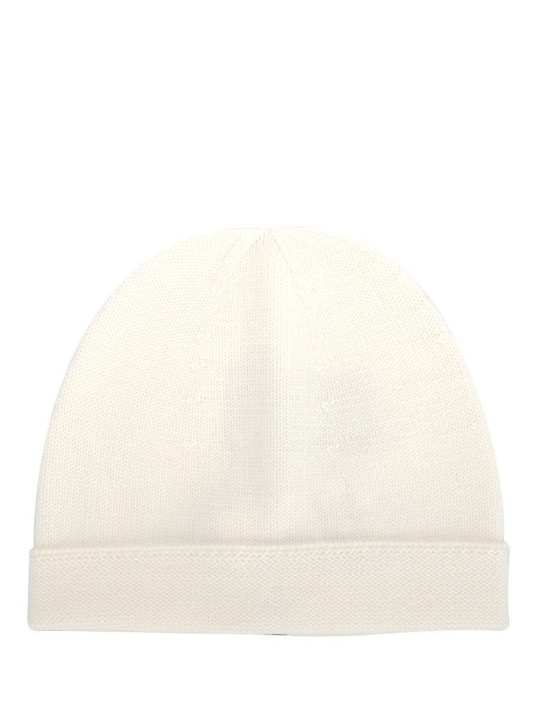67796a947d6 Gucci Web Detail Turn Up Beanie – Cettire