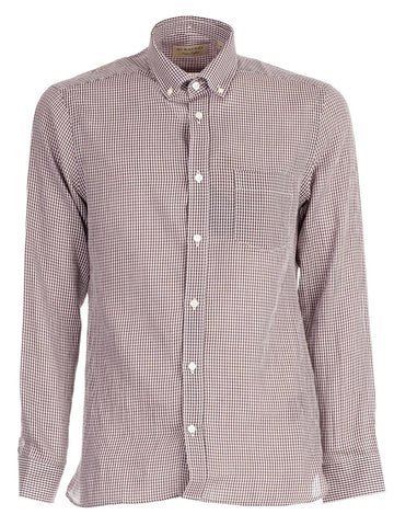 Burberry Check Gingham Shirt