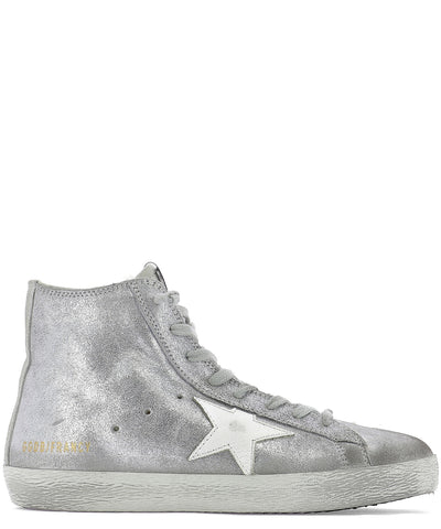 Golden Goose Deluxe Brand Francy Hi-Top Sneakers