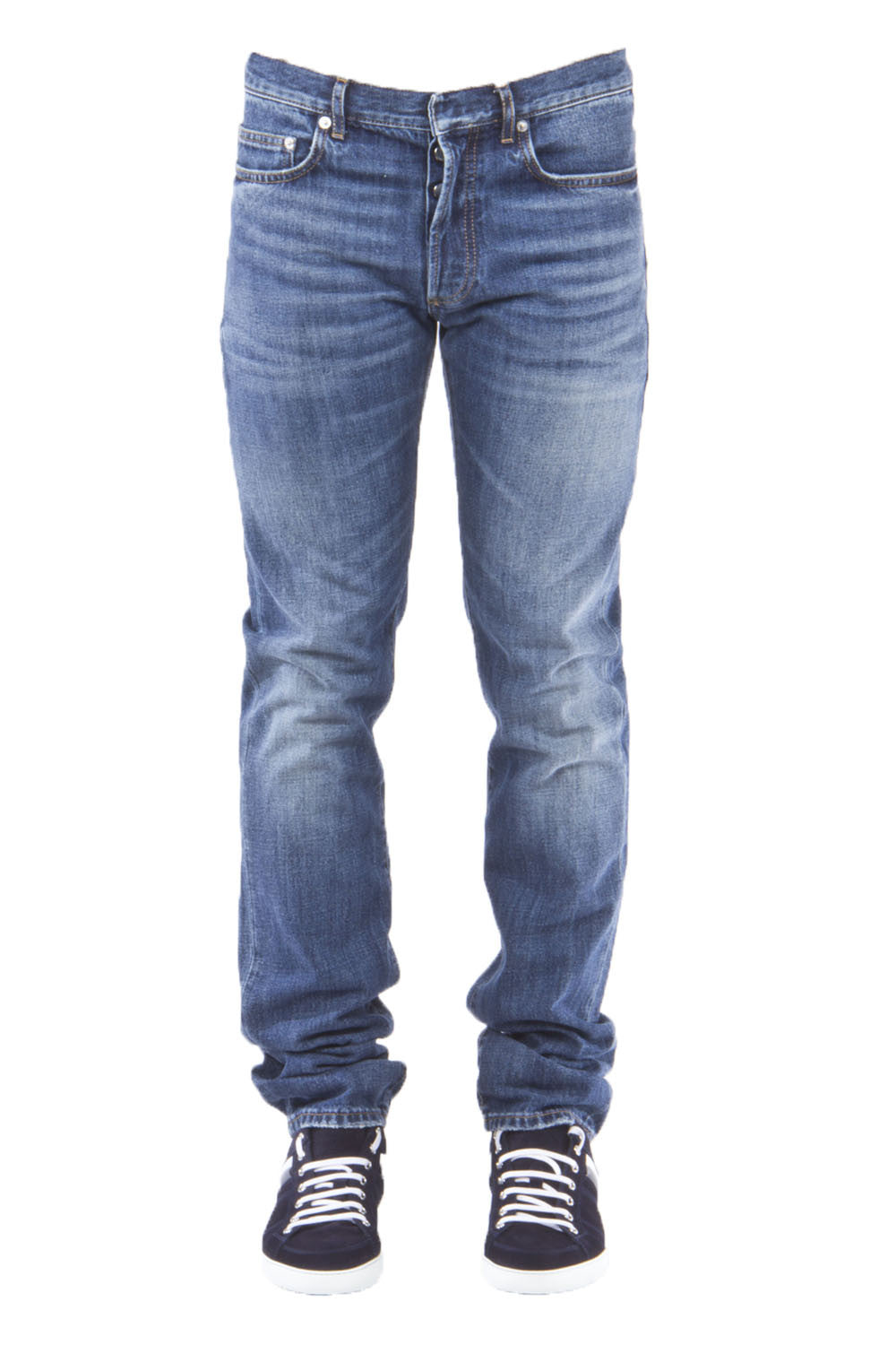 Dior Homme Jeans DIOR HOMME STRAIGHT FIT JEANS