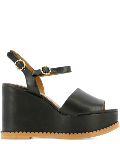 See By Chloé Wedge Sandals