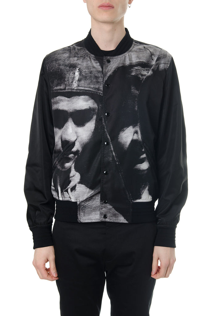 2bff55942e Dior Homme Printed Bomber Jacket
