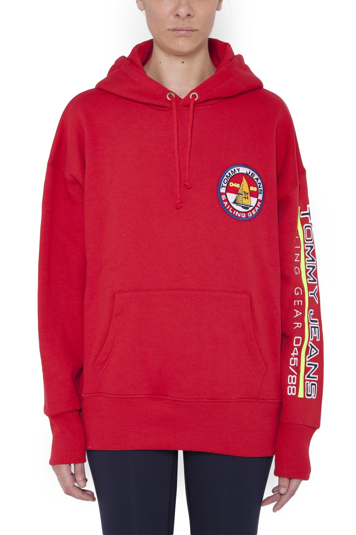 Tommy Jeans TOMMY JEANS PRINTED SWEATSHIRT