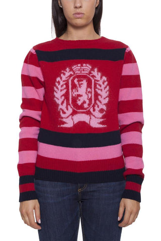 Tommy Hilfiger Stripe Logo Sweater