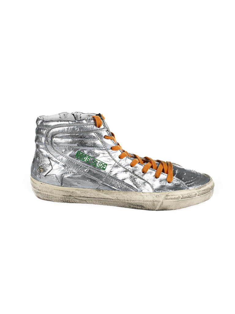 Golden Goose 'Slide' Hi-Top Sneakers