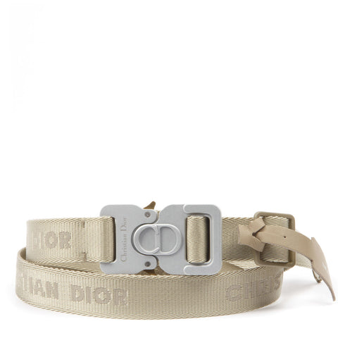 Dior Homme Buckle Clip Belt