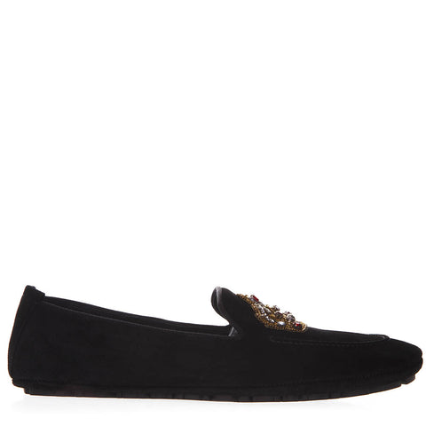 Dolce & Gabbana Embellished Loafers