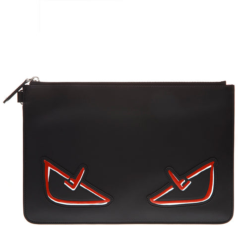 Fendi Bag Bugs Zipped Pouch
