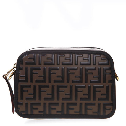 Fendi FF Logo Crossbody Bag