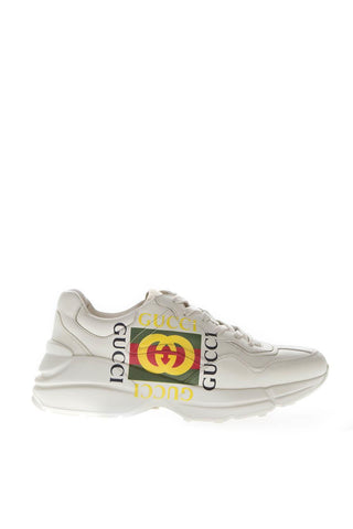 Gucci Rhyton Apollo Logo Sneakers