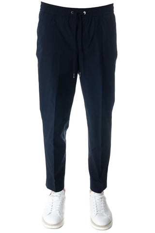 Moncler Cropped Drawstring Waist Pants
