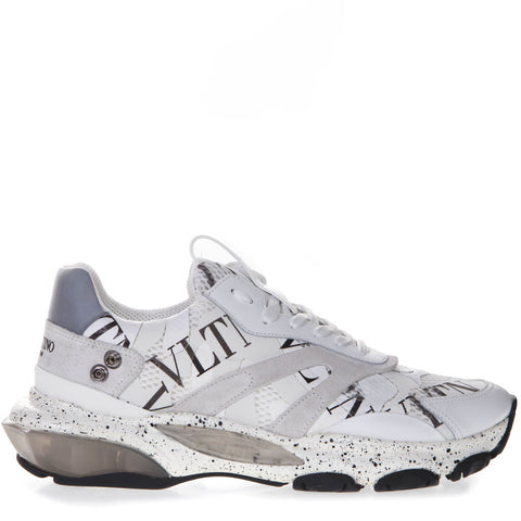 Valentino VLTN Grid Bounce Sneakers