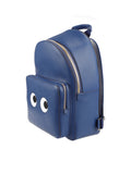 Anya Hindmarch Eyes Mini Backpack in Blue