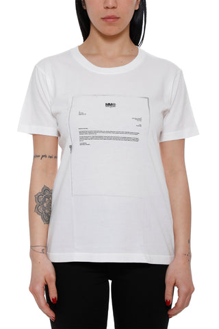 Mm6 Maison Margiela Printed T-Shirt
