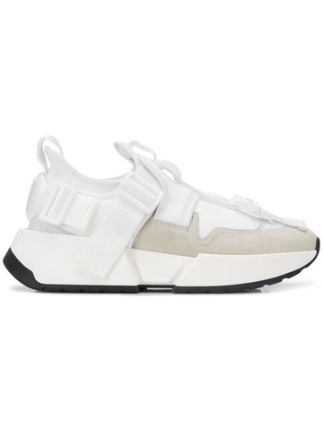 Mm6 Maison Margiela Buckle Sneakers